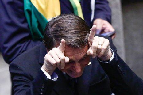 39% dos brasileiros acham que Bolsonaro é burro. Ele não se conforma e  confirma o resultado da pesquisa - Viomundo