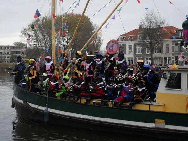 De Zwartepietenbende van Sinterklaas