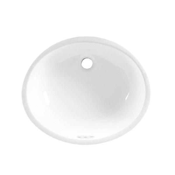 Lavabo Ovalyn Bajocubierta Grande 01123 American Standard