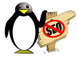 google referencement penguin