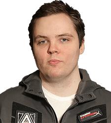 ESports Players Henrik AdmiralBulldog