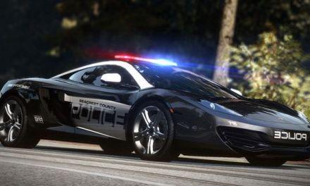 След преследване велинградски пътни полицаи заловиха шофьор.