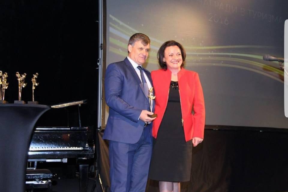 Велинград с две номинации за Годишните награди на Министерството на туризма