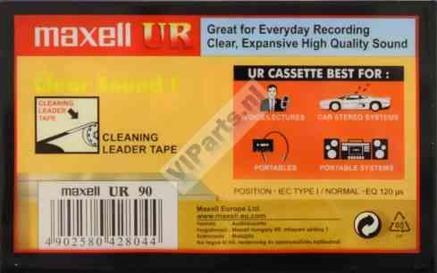 maxell-ur-90-rear