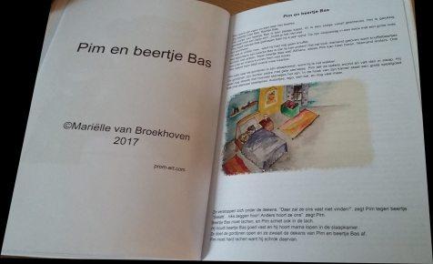 Boekje Pim En Beertje Bas