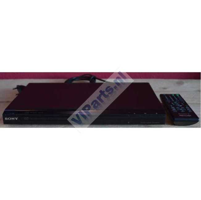 VIParts SONY CD-DVD Player DVP-SR150 [Front]