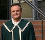 dr. Vass László, a BKF rektora