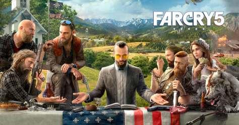 Joseph Seed, a Far Cry 5 c. játék történetének szektavezére (forrás: Ubisoft.com)