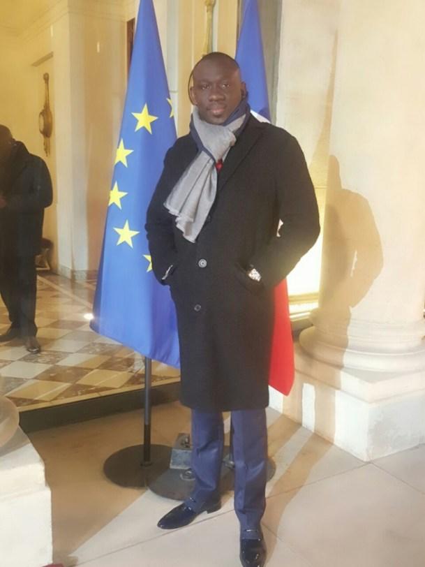Le Président Français François Hollande porte son choix sur l'artiste Pape Diouf pour animer la soirée de gala dédiée à son Excellence le Président Macky Sall à L' Elysé de Paris.