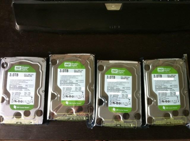 12 Terabytes
