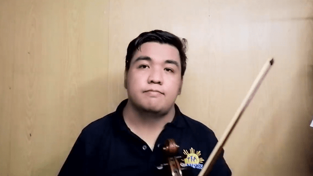 John Paolo Imperial Orchestra of the Filipino Youth