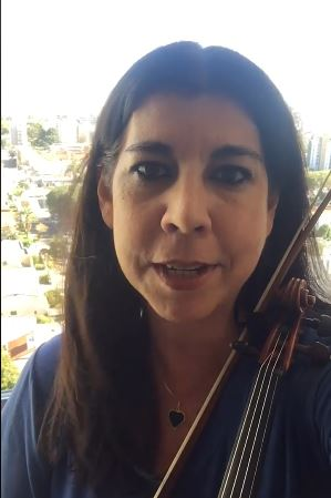 Consuelo Froehner Orquestra Sinfônica do Paraná