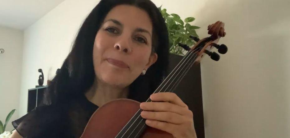 Patricia Hernandez Orquesta Filarmónica de la UNAM
