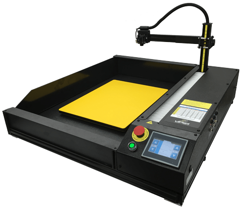 Viper XPT-1000 Touchscreen Pretreatment Machine