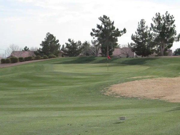 Eagle Crest Golf Course - Las Vegas - VIP Golf Services