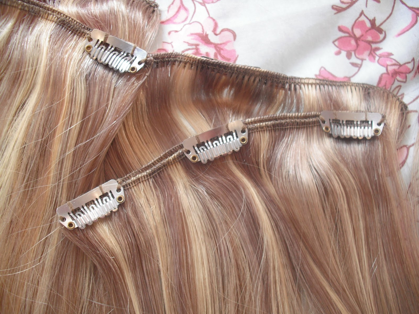 Hair Extension With And Without Clip Vipin Hair Extension