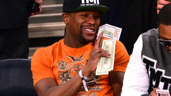 Floyd Mayweather Salary