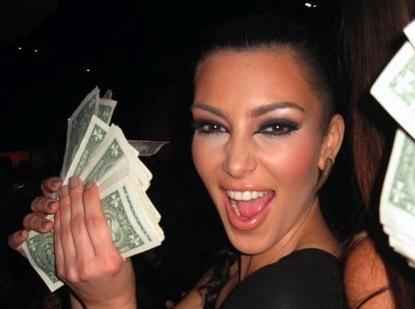 Kim Kardashian Salary