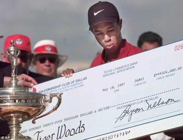 Tiger Woods Assets