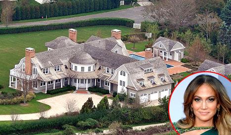 Jennifer Lopez Home