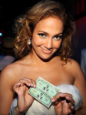 Jennifer Lopez Money