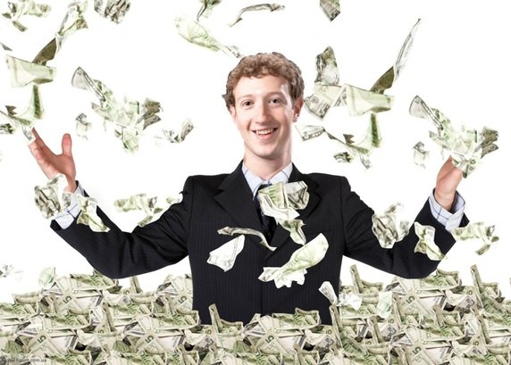 Mark Zuckerberg Earnings