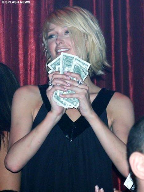 Paris Hilton Money