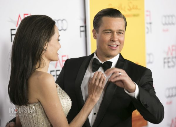 Angelina Jolie Divorce