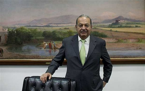 Carlos Slim Helú Net Worth