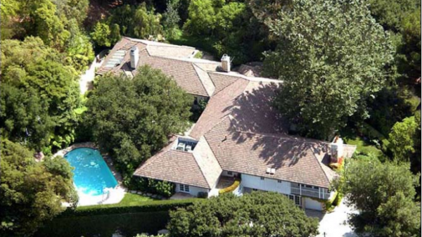 Paul McCartney Beverly Hills home asset