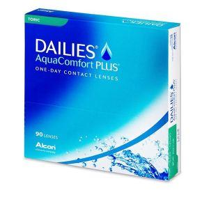 Dailies Aqua Comfort Plus Toric 90L