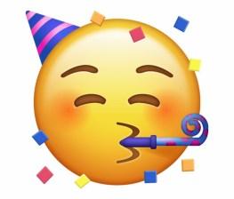 Emojis Transparent Png - Party Emoji Png   Transparent PNG Download #50383 - Vippng