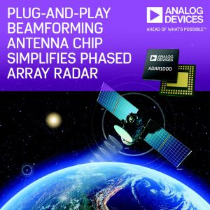 Circuit d'antenne plug-and-play | Analog Devices