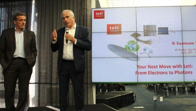Le Leti et Soitec lancent un centre d'innovation pour développer les substrats