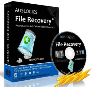 Auslogics File Recovery 2018 +Crack