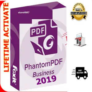 Foxit PhantomPDF Business 2019