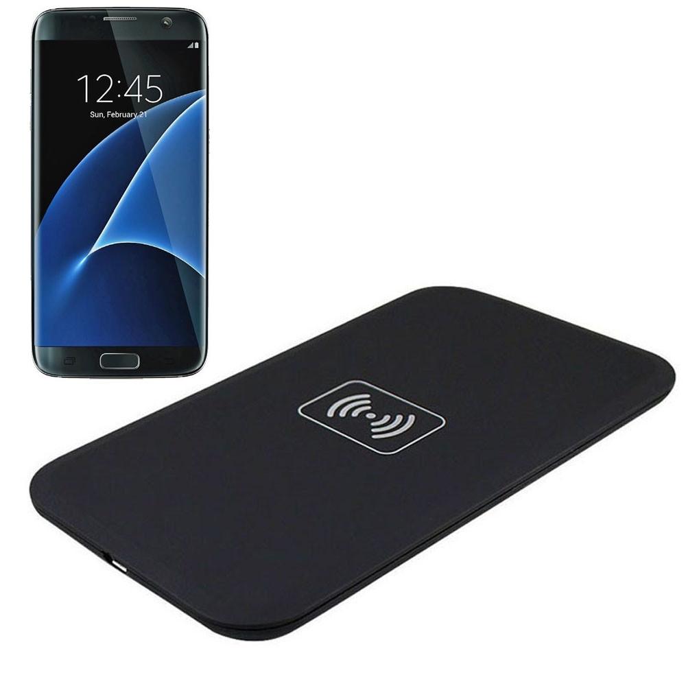 Безконтактний зарядний пристрій для мобільного телефону.