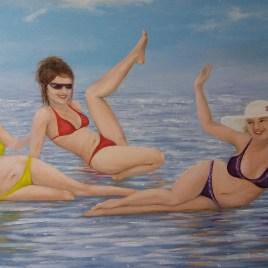 Пляжниці