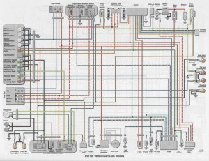 Index of wiring