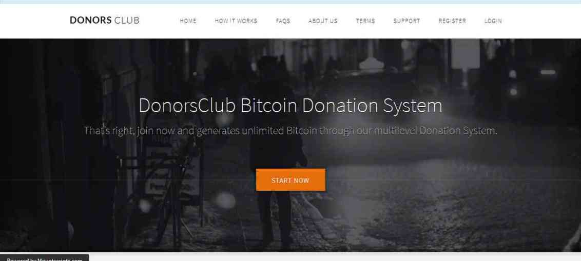 Donorsclub.biz Review