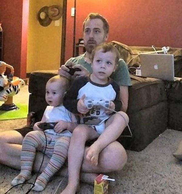 29個理由千萬別讓父親單獨照顧小孩,所有女生必看!
