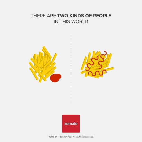 世界上有兩種人:20幅圖看你是哪一種人!