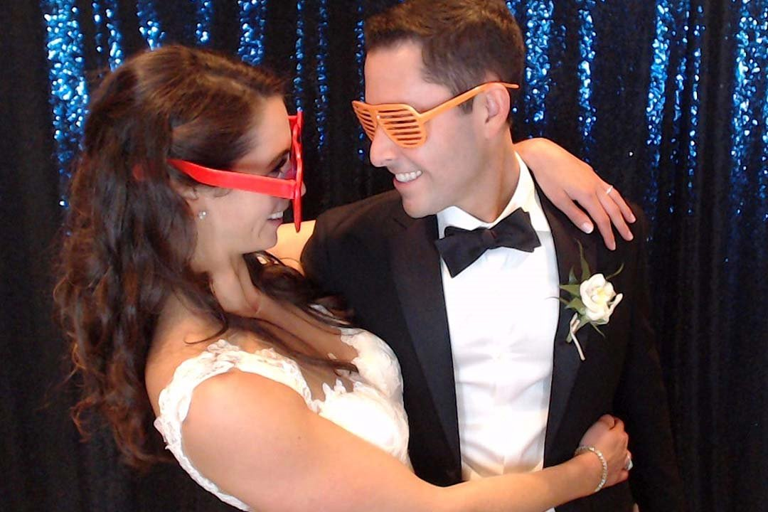 Photo booth rental company Orange County