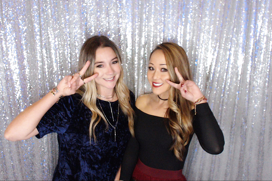 Corporate Events photo booth rentals in orange county