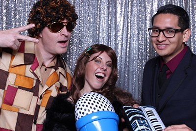 Best Corporate Event Photo Booth
