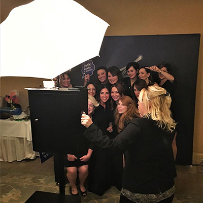 Corporate Photo Booth Rentals