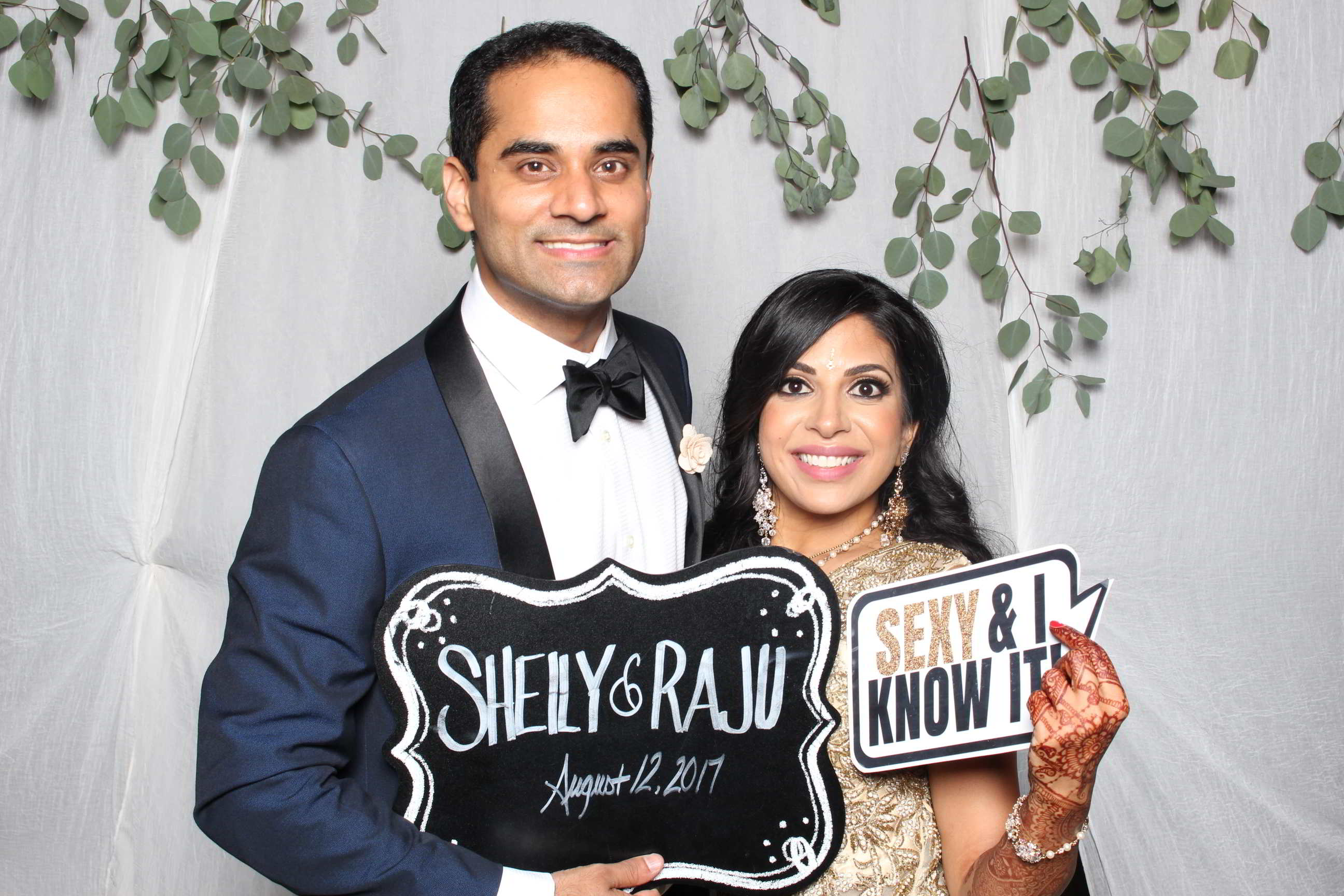Indian Wedding Photo Booth – Viral Booth Featured In Maharani Weddings