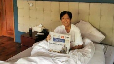 Bongbong Marcos tests positive for COVID-19