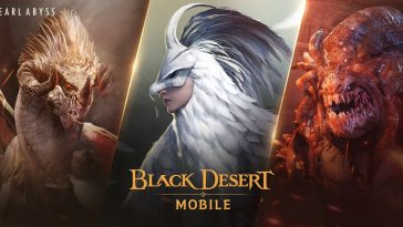 World Boss Season 2 Begins in Black Desert Mobile