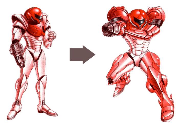 2. Samus Aran (Metroid Series)